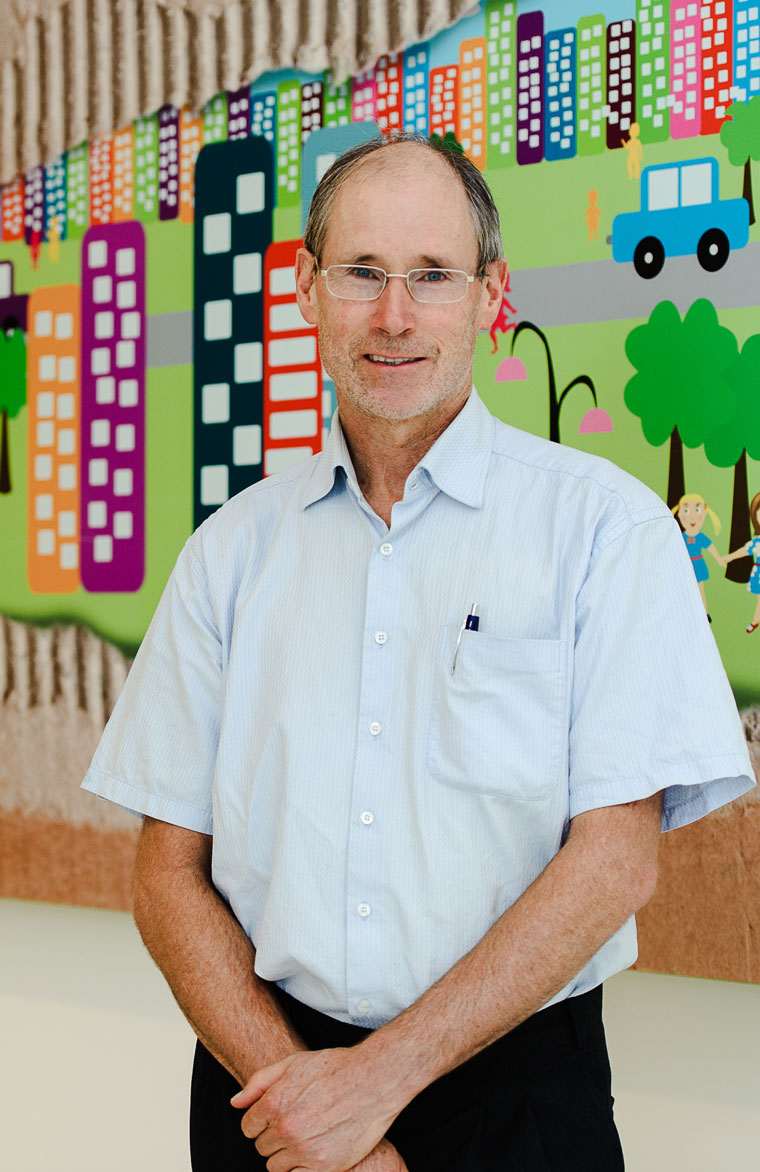 Dr Rod Phillips - Paediatric Skin Specialist