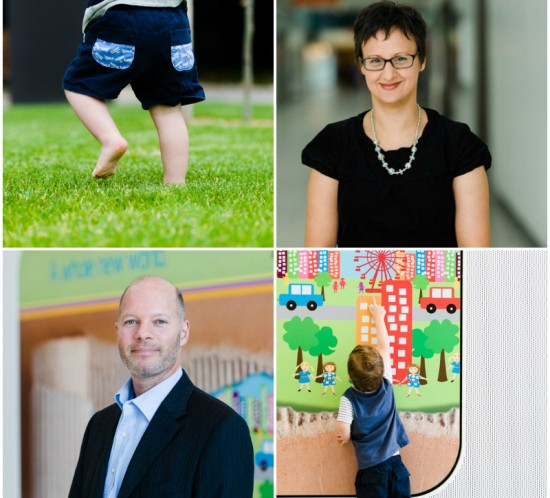 Paediatric Rehabilitation Medicine Specialists - Dr Monika Hasnat and A/Prof Adam Scheinberg