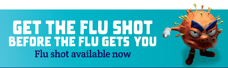 2016 Flu Vaccinations - Get the Flu Shot before the Flu Gets You