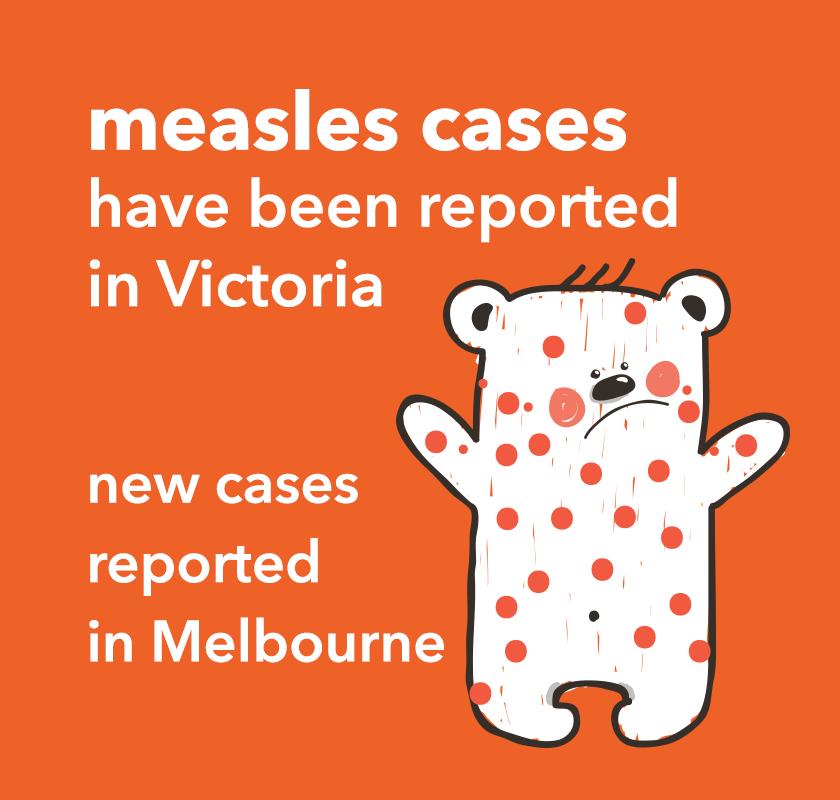 Measles Outbreak in Melbourne, Victoria - Health Alert