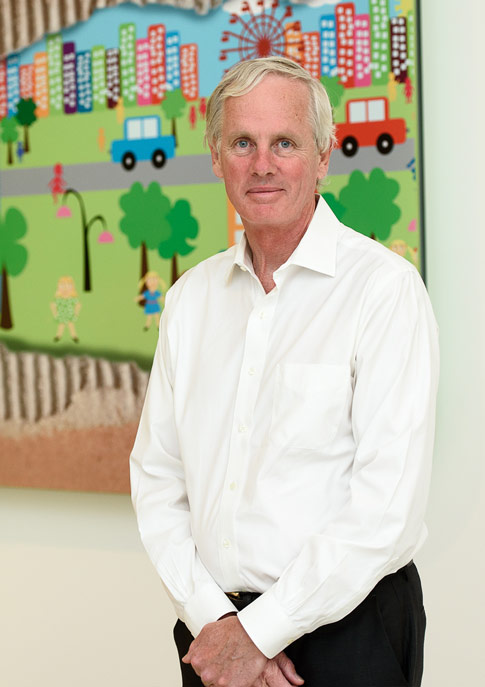 Prof. Tony Penington - Paediatric Plastic Surgeon, Melbourne Paediatric Specialists