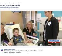 Dr Monika Hasnat - Botox Service Launched at Shepparton for young cerebral palsy patients