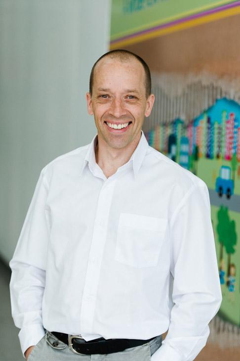 Dr Chris Barnes, Paediatric Haematologist
