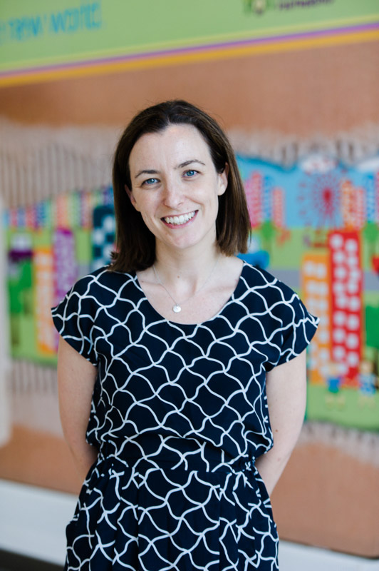 Dr Sarah McNab - General Paediatrician, Developmental & Behavioural Paediatrician