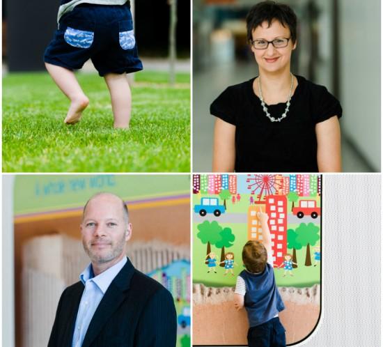 Paediatric Rehabilitation Medicine Specialists - Dr Monika Hasnat and A/Prof Adam Scheinberg