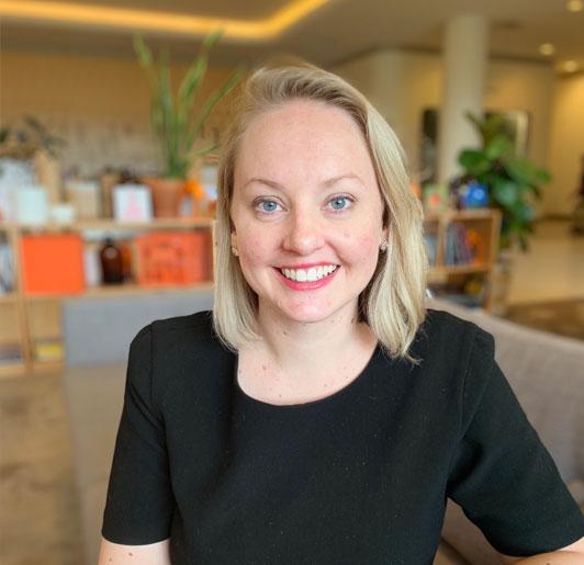 Dr Brooke Harcourt - Paediatric Dietitian