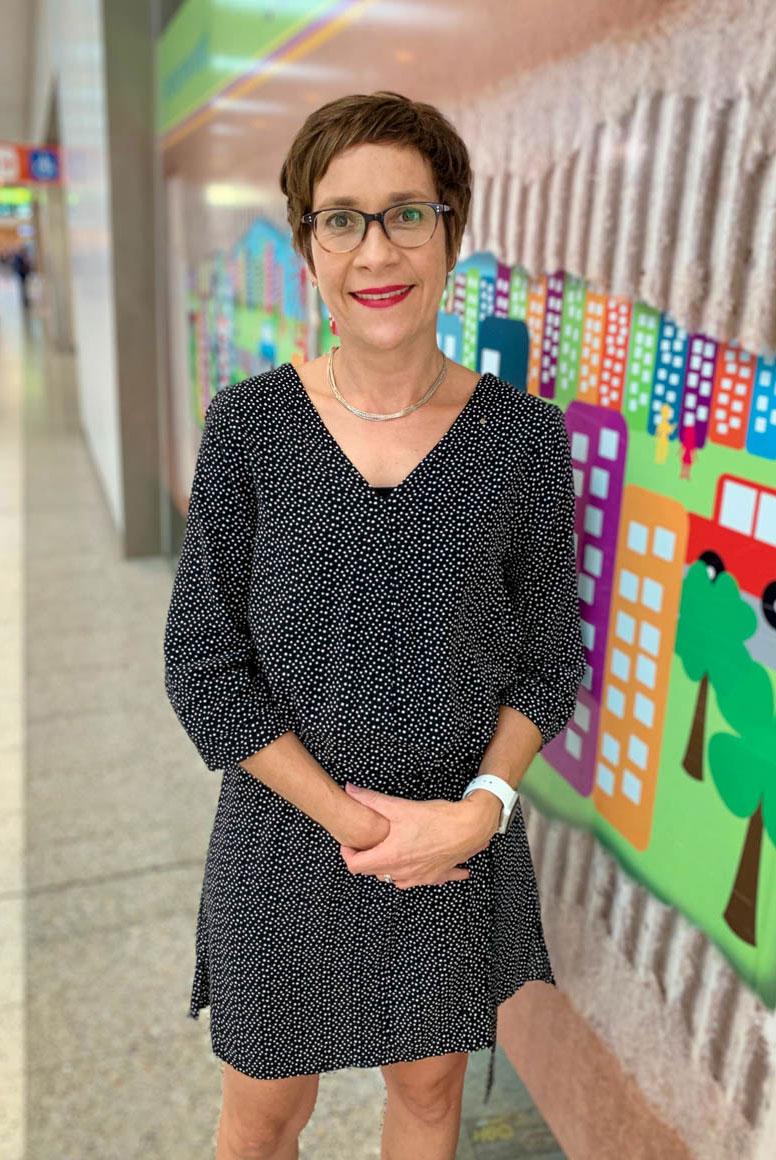 Dr Anne Lohr - General, Developmental & Behavioural Paediatrician
